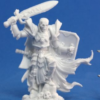 Arrius, Skeletal Warrior Reaper Miniatures