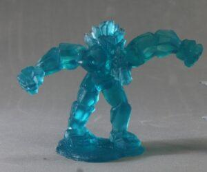 Crystal Golem Reaper Miniatures