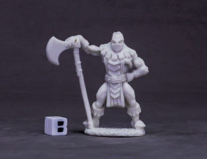 Logar the Executioner reaper miniatures