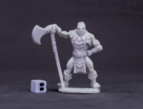 Logar the Executioner reaper miniatures