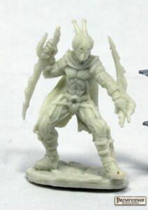 Red Mantis Assassin Reaper Miniatures
