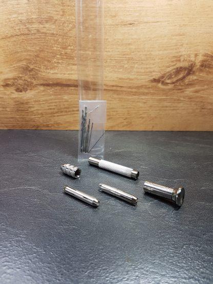 Handboor mini drill Scenery en Zo