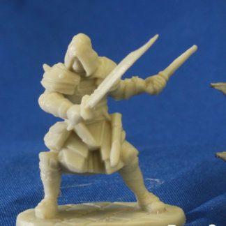 Reaper Miniatures Drago Voss 77093