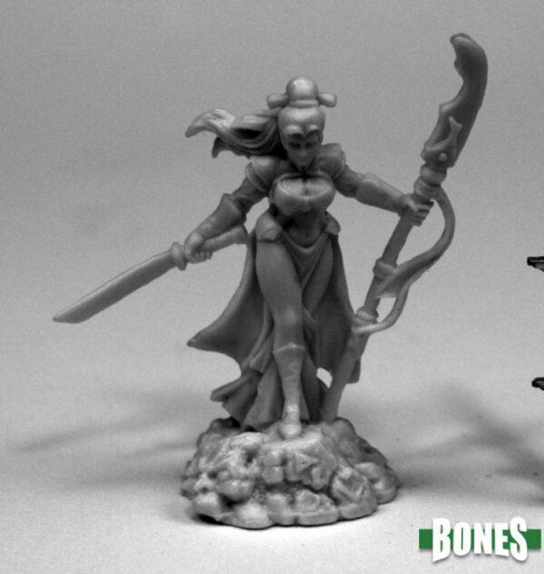 77440_Masumi, Demon Hunter