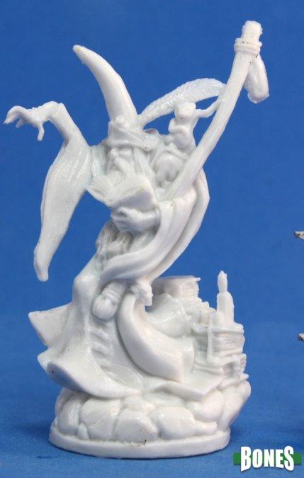Kieran Tallowmire Wizard Reaper Miniature 77034