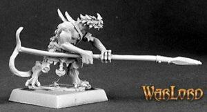 Reaper Miniatures 14362 Reptus Clutchling Spreaman