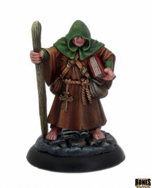 Reaper miniatures Nederland 44007_Brother Hammond, Traveling Monk_1