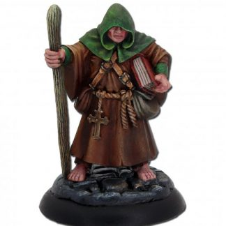 Reaper miniatures Nederland 44007_Brother Hammond, Traveling Monk_1