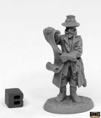 Reaper Miniatures Nederland 44018_Sheriff Drumfasser