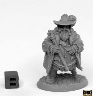 Reaper Miniatures Nederland 44019_Dreadmere - Reeve Irremborg Planomap