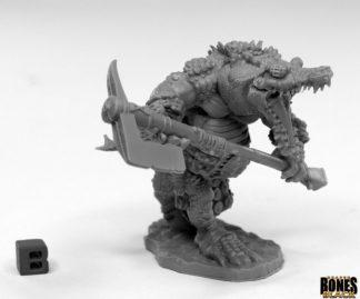 Reaper Bones Black Miniatures 44028_Torlan