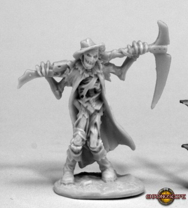 Reaper Miniatures Nederland 80059_Wild West Wizard Of Oz Scarecrow
