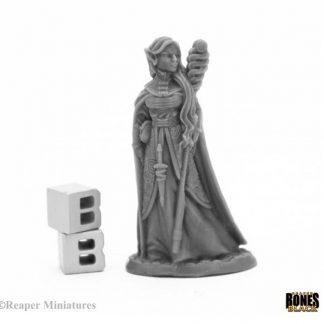 Reaper Miniatures Nederland Anthanelle, Elf Wizard