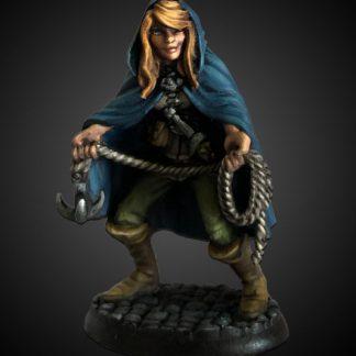 Reaper Miniatures Nederland Daschelle Female Rogue