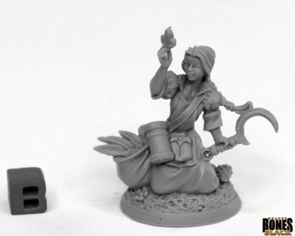 44017_Juliana, Herbalist Reaper Miniatures Nederland