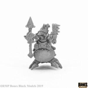 44055_Bloodstone Gnome Cavalry Reaper Miniatures Nederland Scenery en Zo