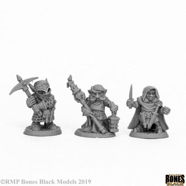 Reaper Miniatures Nederland Deep Gnome Warriors