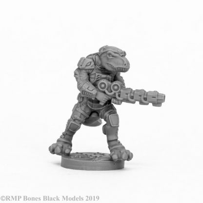 Reaper Miniatures Nederland Blacktooth Suppressor