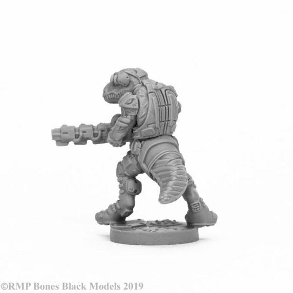 Reaper Miniatures Nederland Blacktooth Suppressor