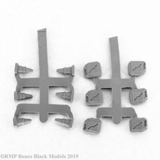 Reaper Miniatures Nederland Modern Accessories