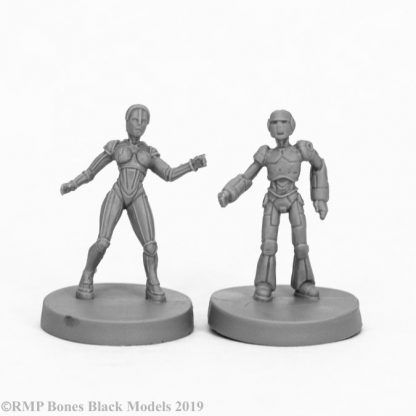 Reaper Miniatures Nederland Androids