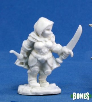 reaper Miniatures Nederland Bailey Silverbell