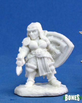Reaper Miniatures Nederland Freja Fangbreaker