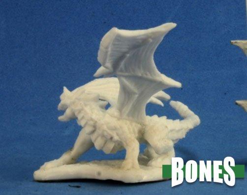 Reaper Miniatures Nederland Dragon Hatchling Blue