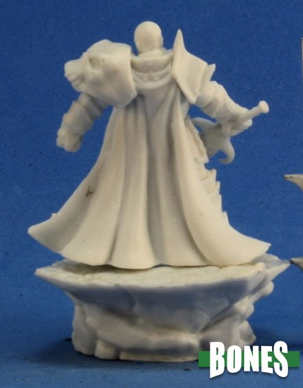 Reaper Miniatures Nederland Male Antipaladin