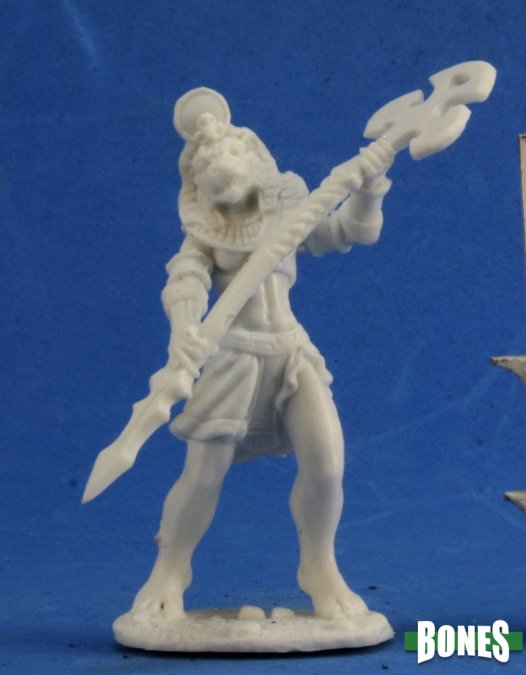 Reaper Miniatures Nederland Avatar of Sekhmet