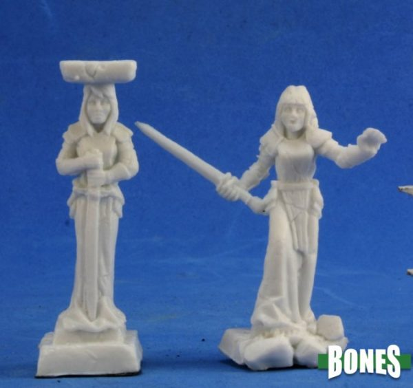 Reaper Miniatures Nederland Caryatid Columns