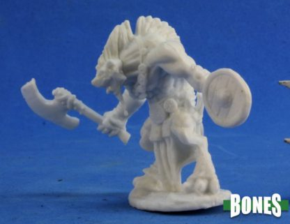Reaper Miniatures Nederland Gnoll Warrior