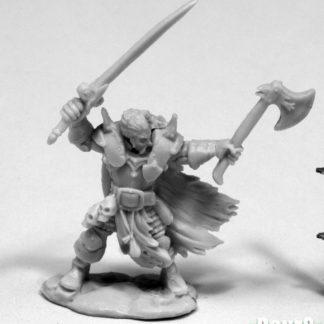 Reaper Miniatures Nederland Boris Mingla, Evil Warlord