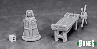 Reaper Miniatures Nederland Torture Equipment