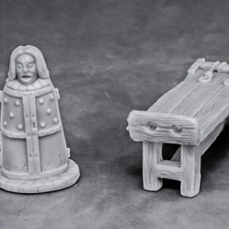 Reaper Miniatures Nederland Torture Equipment