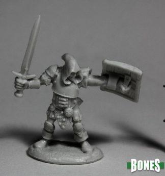 Reaper Miniatures Nederland Bandit Leader