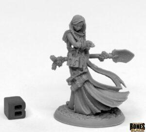 Reaper Miniatures Nederland 44015_D'Vandra Lukesia