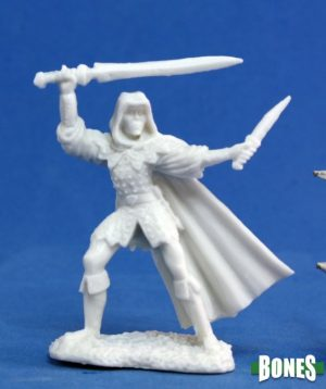 Reaper Miniatures Nederland 77030_Danar, Male Assassin