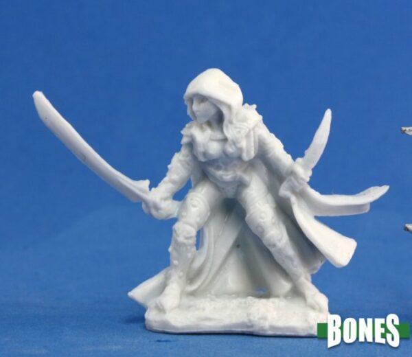 Reaper Miniatures Nederland 77035_Deladrin, Female Assassin