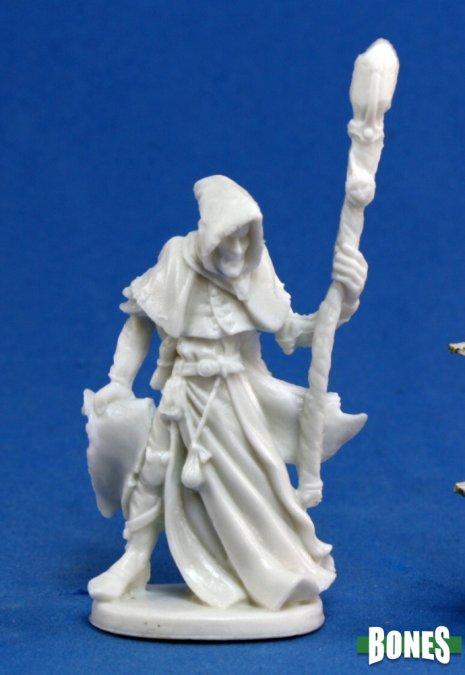 Reaper Miniatures Nederland 77040_Satheras, Male Warlock