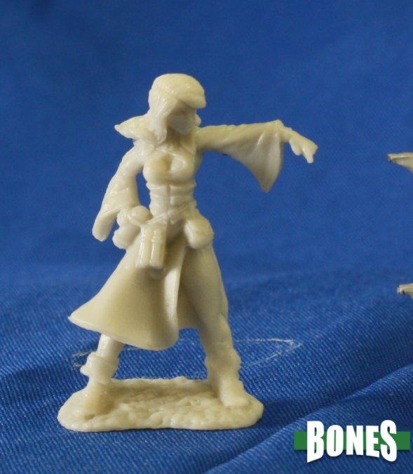 Reaper Miniatures Nederland 77057_Juliette, Female Sorceress