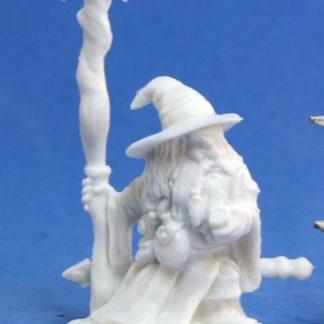 Reaper Miniatures Nederland 77075_Khael Stonekindle, Dwarf Wizard