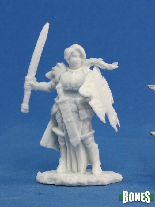 Reaper Miniatures Nederland 77094_Trista, the White Wolf