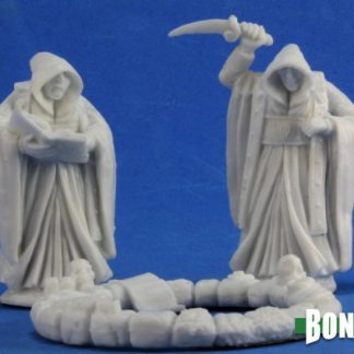 Reaper Miniatures Nederland 77351_Cultists and Circle
