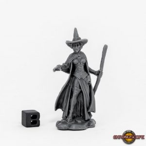 Reaper Miniatures Nederland Wild West Wizard Of Oz Wicked Witch