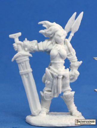 Reaper Miniatures Nederland Amiri, Iconic Barbarian