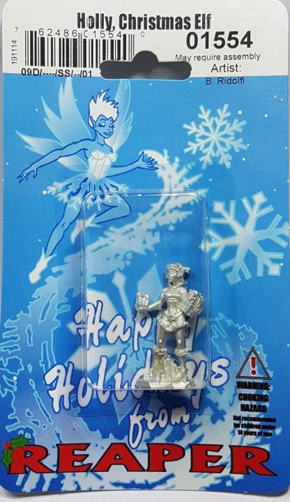 Christmas Holly Christmas Elf 01554