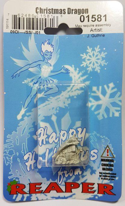 Christmas Wrapping Dragon 01593
