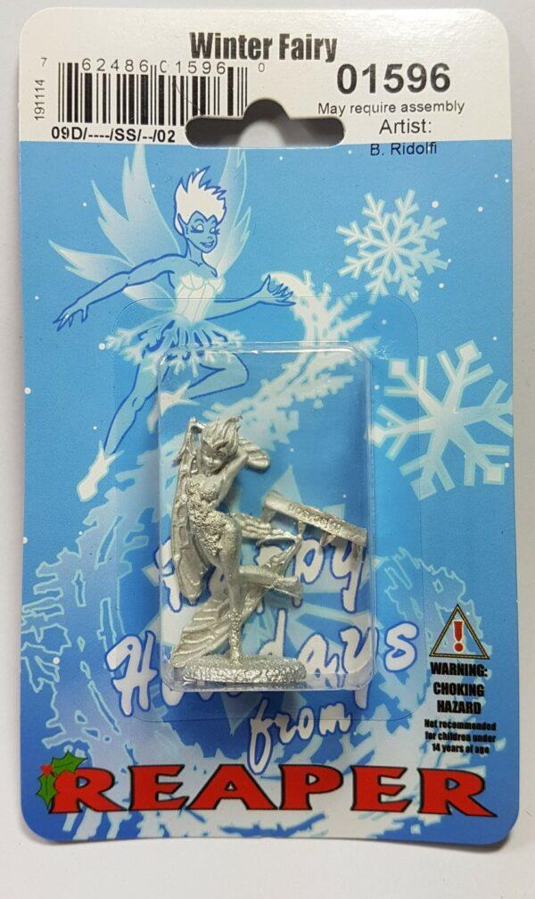 Christmas Winter Fairy 01596