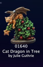 Christmas Cat Dragon 2019 01640